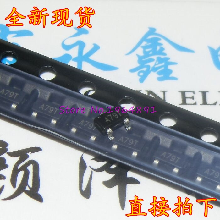 50pcs/lot AO3407A AO3407 Marking: A79T SOT-23 In Stock