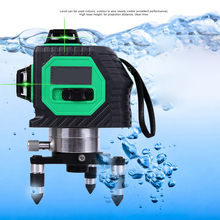 3D 8/12Lines Laser Level Self-Leveling 360 Horizontal and Vertical Cross Super Powerful Red Laser Beam Line Meter 3d laser level 8 line strong laser level self balancing 360 horizontal vertical cross laser beam line metering wall meter