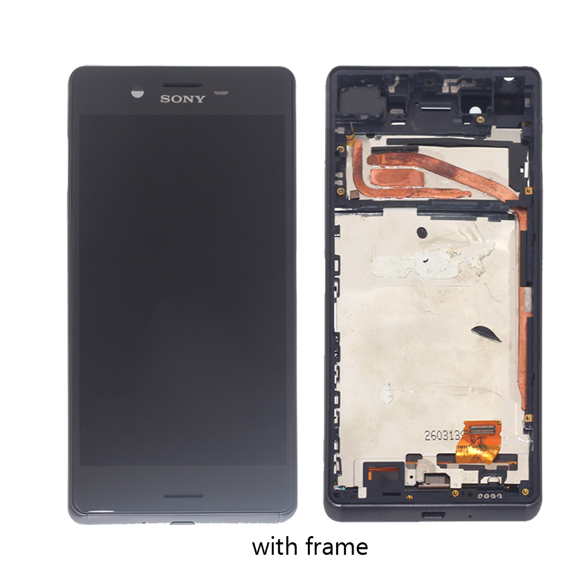 Image 5 - For Sony Xperia X LCD Display Digitizer Assembly For Sony Xperia X LCD F5121 Display Screen LCD Phone Parts Replacement Tools-in Mobile Phone LCD Screens from Cellphones & Telecommunications