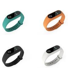Bestseller neupreis original neue mode ersatz tpu handschlaufe armband smartwatch für mi band 2 smart armband