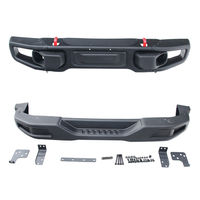 10th Anniversary Front and rear bumper For 2007 2017 J eep Jk Wrangler Rubicon