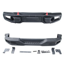 10th Anniversary Front and rear bumper For 2007-2017 J eep Jk Wrangler Rubicon