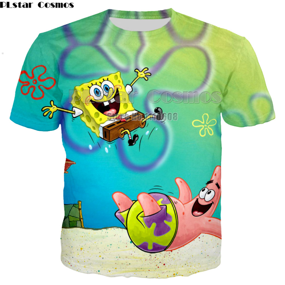 PLstar Cosmos New Summer Top Shirts Women T Shirts Print Tshirt cute cartoon Plus Size T-shirt Tees Tops Fashion clothes