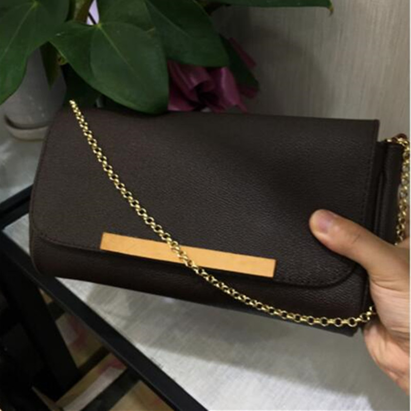 Elegant and noble Lady Favorite Shoulder Messenger Bag Damier canvas chain square bag DHL speedy shipping free shipping 2014 boom bag leisure contracted one shoulder bag chain canvas bag page 3