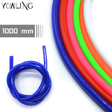 цена на Motorcycle Rubber Fuel Line green Fuel Gas Line Hose Tube Rubber Fuel Pipe for motorcycle motocross ATV pit dirt bike off road