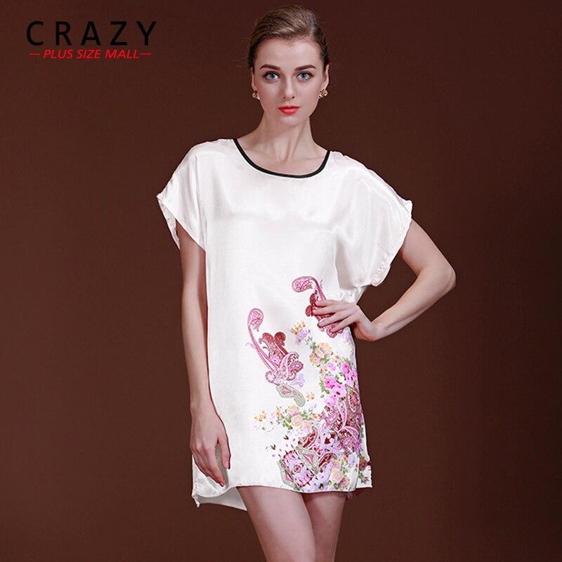 Top Sale Nightgowns Sleepshirts 2018 Plus Size home Bathrobe female Women Sleepwear Dress Gown Intimissimi