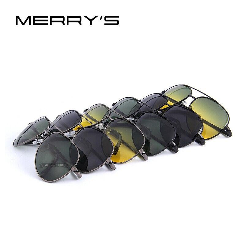 MERRY'in Moda Qütblü Xarici Sürücü Günəş gözlükləri, - Geyim aksesuarları - Fotoqrafiya 6