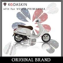 KODASKIN 2D Scooter Body Side Emblem Sticker Decal for VESPA PRIMAVERA 50 125 250 300