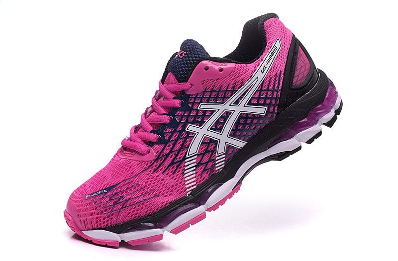 4c594a116c9 ASICS GEL KAYANO 17 Mulheres Profissional Estabilidade Sapatos Ao Ar Livre  Tênis de corrida Calçados Esportivos ASICS Tênis Ao Ar Livre Calçados  esportivos ...