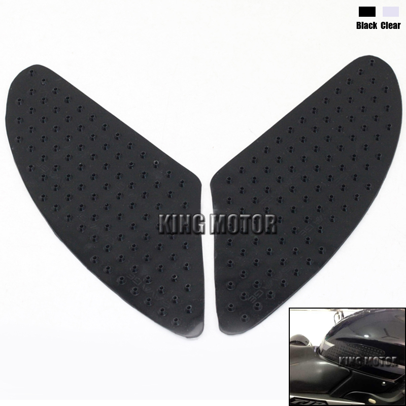 For YAMAHA FJR 1300 FJR1300 2001-2015 Motorcycle Accessories Tank Traction Pad Side Gas <font><b>Knee</b></font> Grip Protector Anti slip sticker 3M