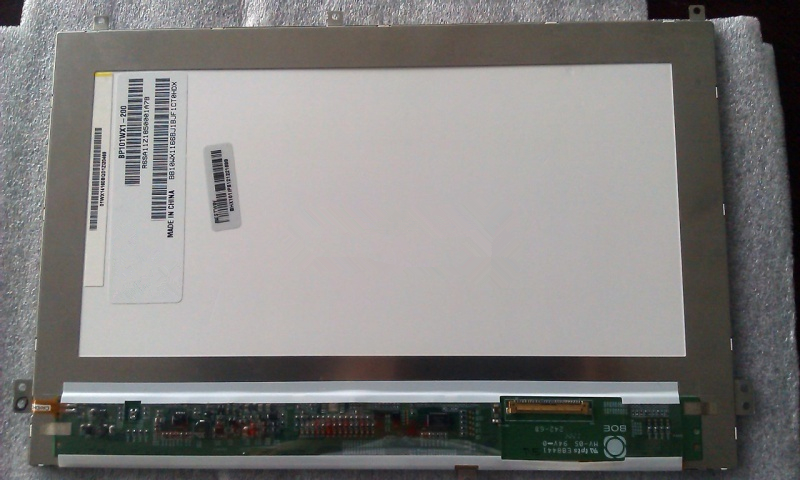 Original and New 10.1inch LCD screen BP101WX1-200 BP101WX1 for tablet pc free shipping чайник bohmann 9959 bh