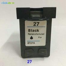 For HP 27 Ink Cartridge For HP 27 Black/Tri-color C8727A C8728A Deskjet 3420 3520 3550 3650 3740 3843 3845 цена 2017