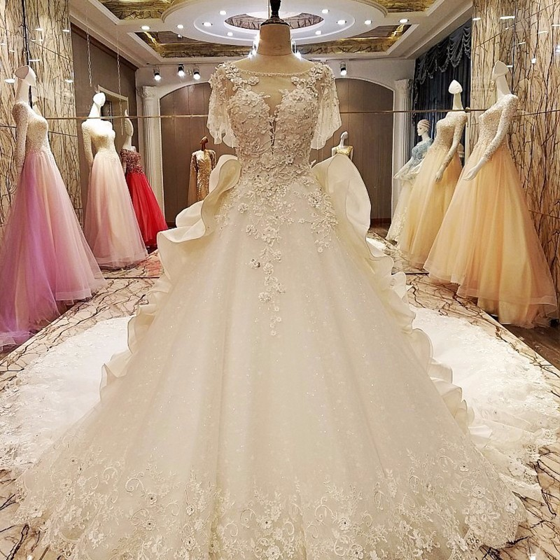Wedding Factory Direct: Backlake Factory Direct Wedding Dresses Beading Ball Gown