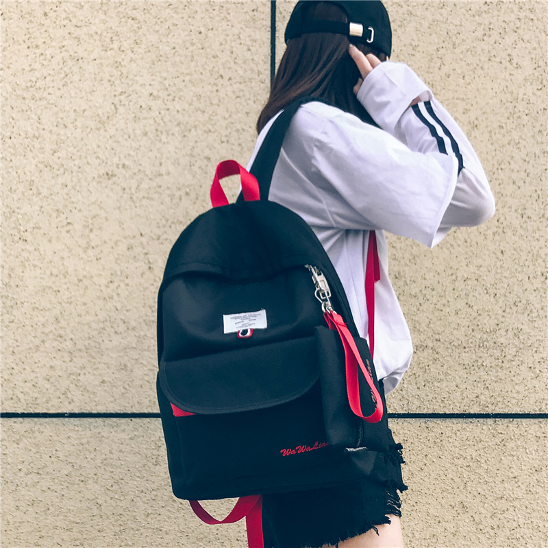 Big School Bags for Teenagers Girls Ladies Travel Backpack Korean Fashion Rucksacks For Girls Men Travel Bags Mochila Escolar