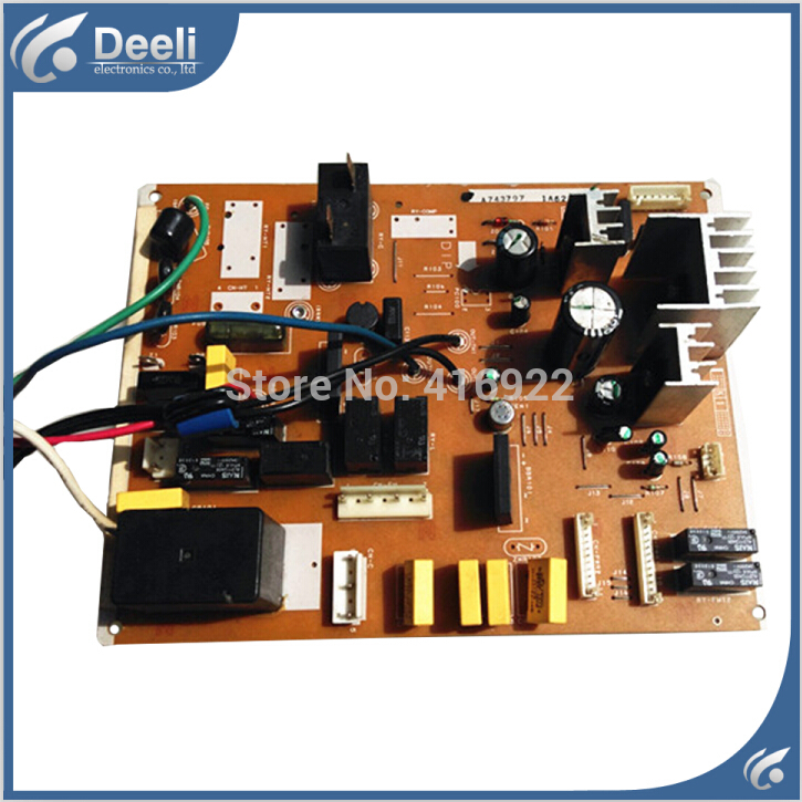 95% new good working for Panasonic air conditioning board A743797 A743798 A712437-3 control board 95% new