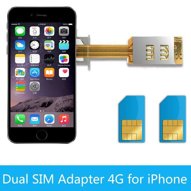 Wireless Adapter Magic SIM Dual 2 Card 4G Slot Single Standby 5