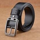 Men's Jeans Belts punk basque Cowhide Genuine Leather Belts Vintage Brand Waistband Strap Belt Men Male grommet belt long 150