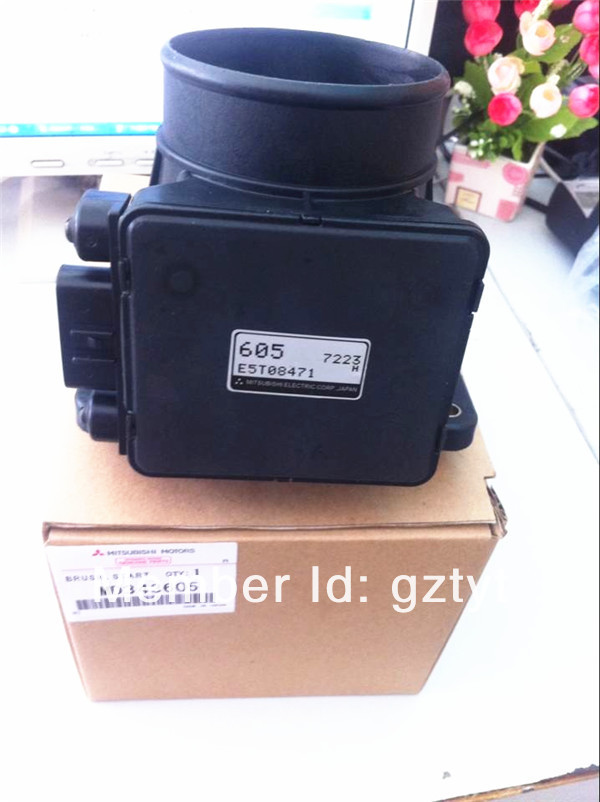 For Japan car OEM MD343605 E5T08471 Air flow meter