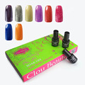 Premium Quality 7ml Clou Beaute SONP019 UV Gel Nail Polish Set Lacquer Nail Gel Soak Off Led Lamp Gel Nails Salon