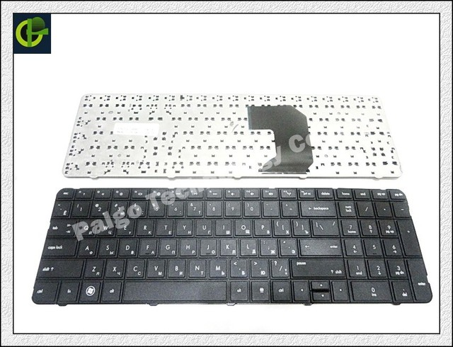 Rusa del teclado para hp pavillion r18 g7 g7t g7-1000 g7-1100 g7-1200 aer18u00310 633736-001 646568-001 v121146as1 ru negro