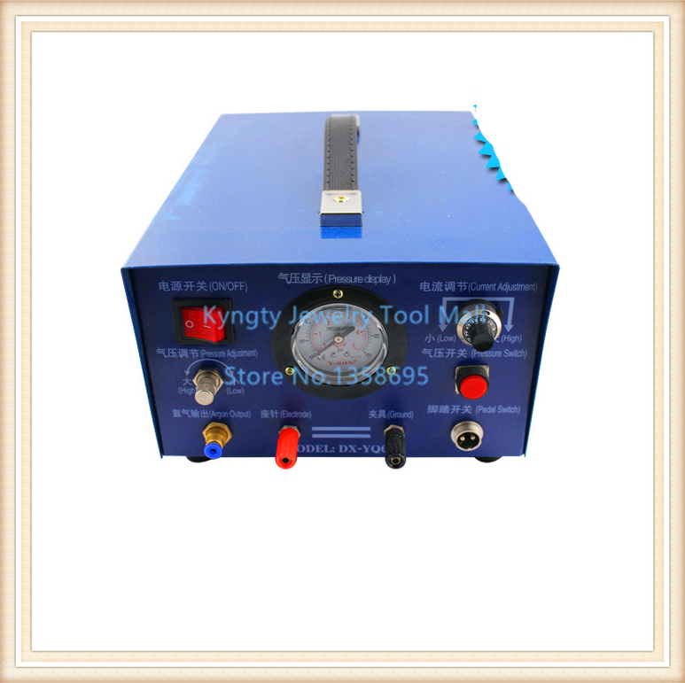 Free Shipping Jewelry Making Tools 80A 800W Argon Welding Machine Jewelry Spot Welding Machine free shipping jewelry making tools machine argon gas spot welding machine mini sparkle welder cheap price
