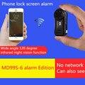 Беспроводная микро камера ночного видения сети HD камеры наблюдения невидимым ультра маленький мобильный телефон дистанционного