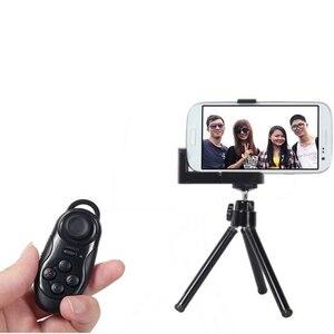 Image 3 - Беспроводной bluetooth контроллер 4 в 1, дистанционный затвор, геймпад для сотовых телефонов, планшетов, мини ПК, ноутбуков, ТВ приставок, для Android / iOS
