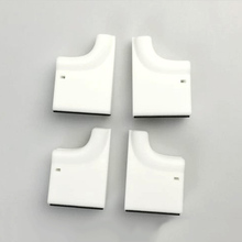3D Printed 4pcs/set Heightened Landing Gear Landing Skid Foot Stand Stabilizer for DJI Phantom 4