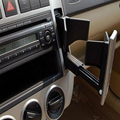 Consola Central Derecha Salpicadero Bebida Portavasos del coche Para VW Polo 6Q0 858 602G