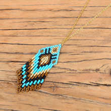 Go2boho Necklace Women Delica MIYUKI Necklace Bohemian Gold Chain Choker Boho Chic Collares 2019 Jewelry Wedding Party Best Gift цены