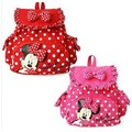 Hot sale Cute Small Minnie Micky Mouse Little Baby Children Girls Backpacks Cartoon School Bag for Kids mochila infantil 81202