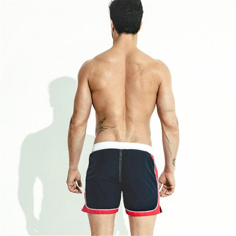 Topdudes.com - Men's Sexy Quick-Drying Loose Beach Board Shorts