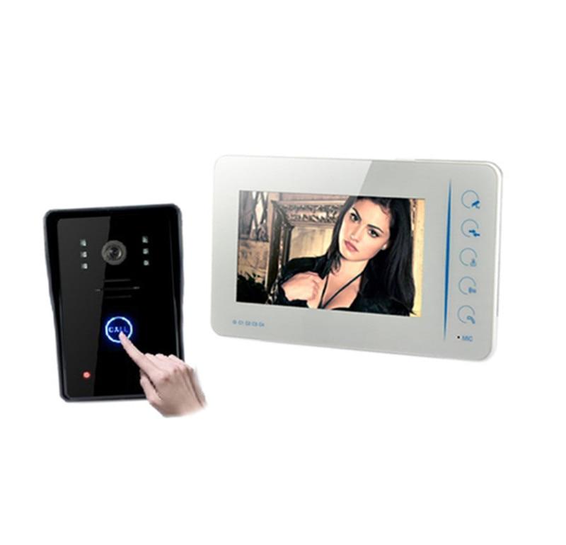 Interphone vidéo 7
