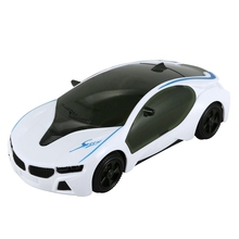 3D LED Flashing Light Car Toys Music Sound Electric Toy car Kids Children Christmas Gift 20cm*9cm*5cm