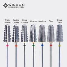 Сверло для ногтей WILSON карбида вулкан бит (самый быстрый удалить акриловые или гели)-один направленный (только для правой руки)