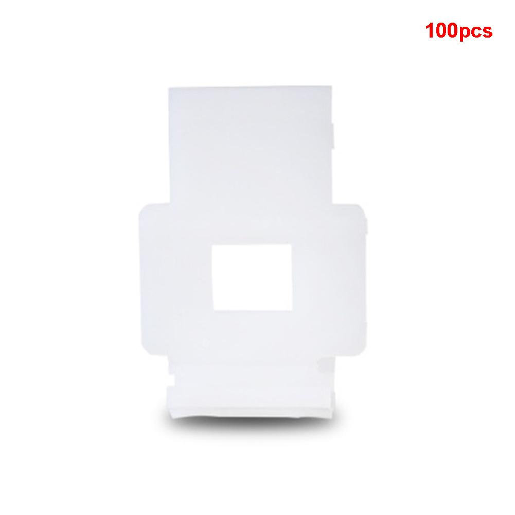 100Pcs System Construction Plastic Spacers Lippage Yellow Adjustable Installation Tile Leveler Wedges Clips White100Pcs System Construction Plastic Spacers Lippage Yellow Adjustable Installation Tile Leveler Wedges Clips White
