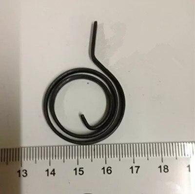 Customized door handle springs,door lock spring manufacturer, 1.2x2.8x27mm