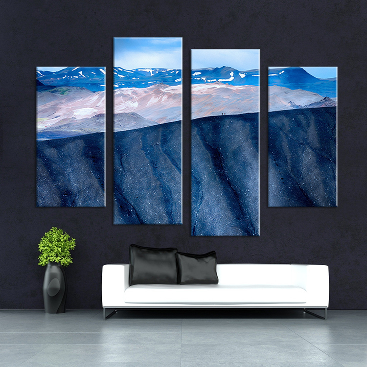 4 Panel wall pictures for bedroom decoratives Wall painting print on canvas  for home decor ideas. Popular Painting Ideas Bedroom Buy Cheap Painting Ideas Bedroom