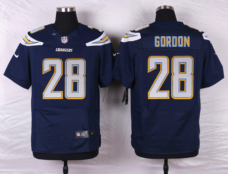 NFL Jersey's Youth San Diego Chargers Melvin Gordon Pro Line Alternate Jersey