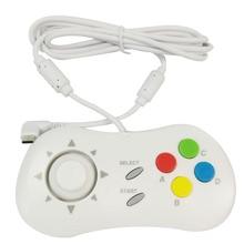 Mini denetleyici mini pad gamepad joystick + ABCD düğmeleri için neogeo