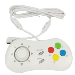 Image 1 - מיני בקר מיני pad gamepad ג ויסטיק + ABCD כפתורי neogeo