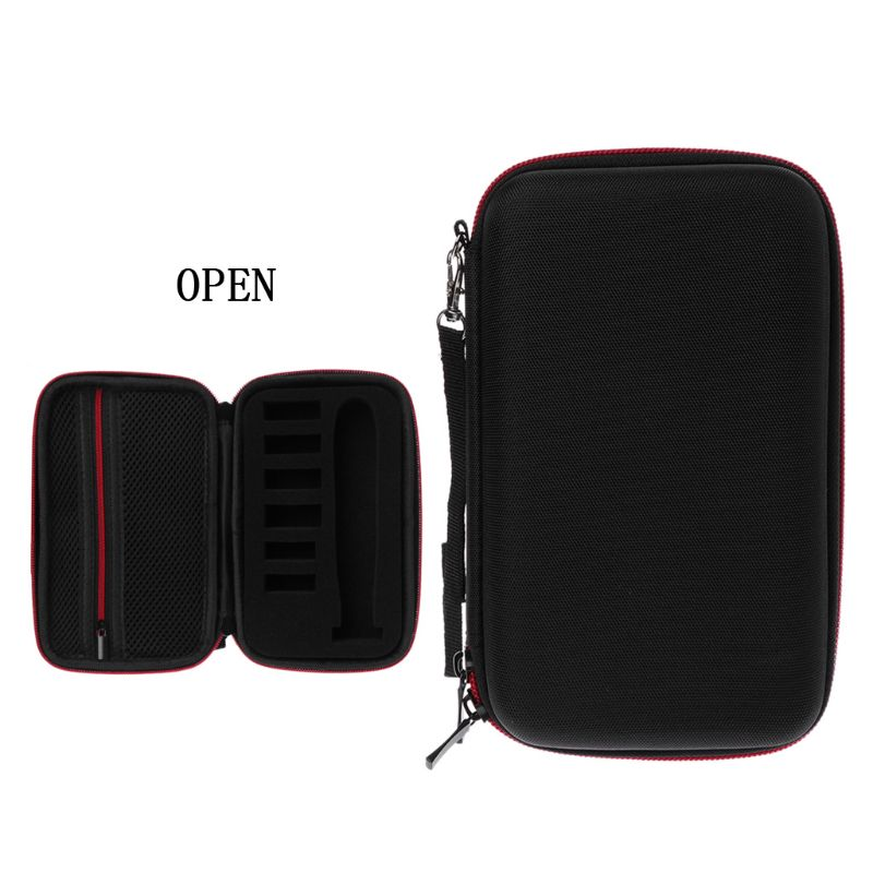 Protective Box Case Pouch EVA Travel Bag for Philips OneBlade Trimmer ShaverProtective Box Case Pouch EVA Travel Bag for Philips OneBlade Trimmer Shaver