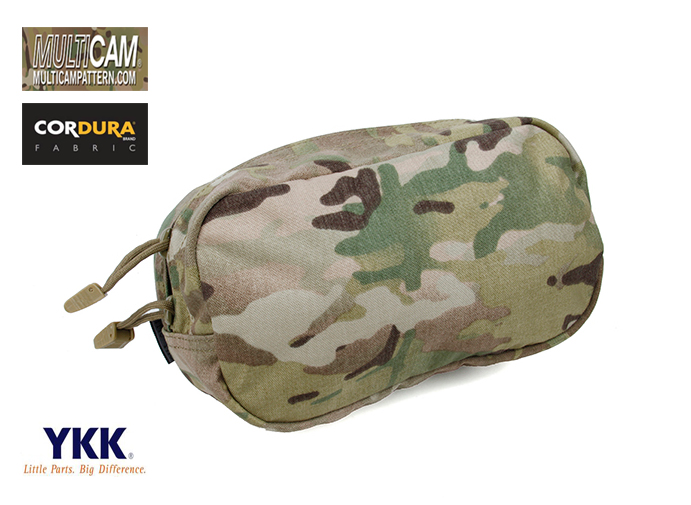 Large MOLLE Utility Pouch Cordura Multicam Tactical MOLLE Waist Pouch Pack+Free shipping(XTC050913) emerson gear sniper waist pack genuine multicam 500d military tactical waist pack free shipping sku12050410
