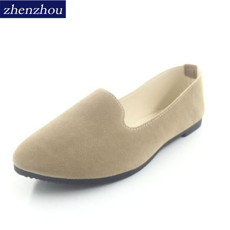 BIG size 2017 hot spring and summer women's singles shoes flat shoes sweet multi-color work shoes women pregnant women shoes spring and summer women shoes pointed toe bow flat shoes patent leather pregnant shoes fashion female small big size