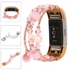 2017 New Fashion Sports Beaded Bracelet Strap Band For Fitbit Charge 2 Oct 31 Correa De