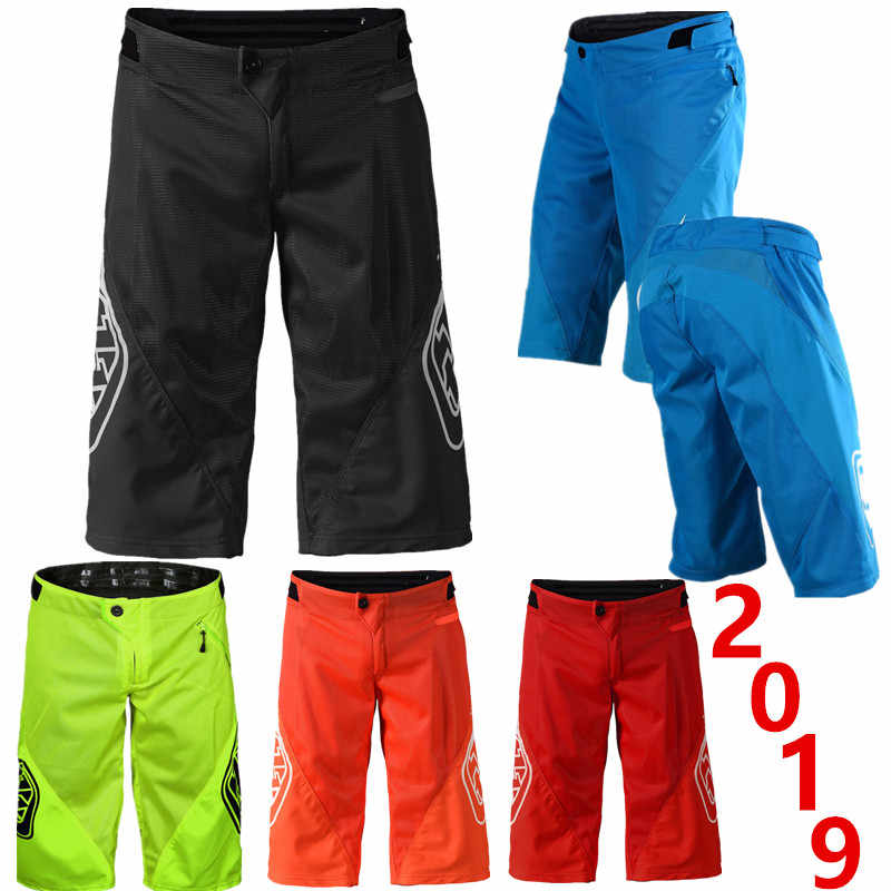 2019 Men's XC Mountain Bike Short AM Bicycle BMX Riding DH MTB Shorts Downhill Cycling Shorts