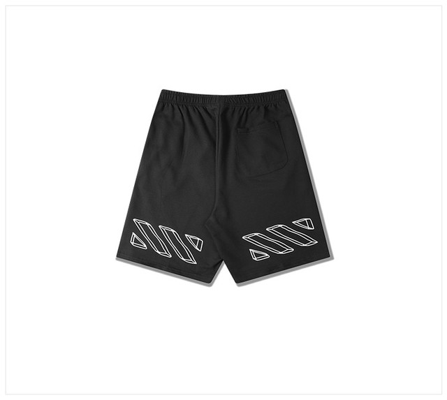 Europe And American Hip Hop Shorts Men 2