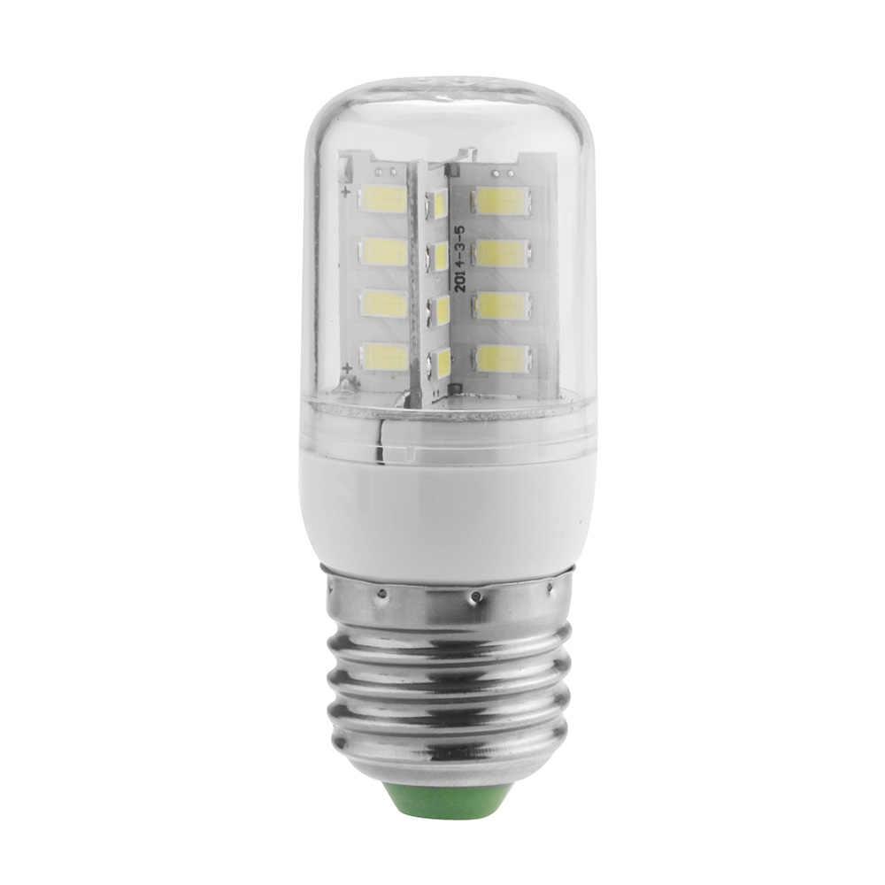 E27 3 5 Вт 5630 SMD 32leds энергосбережения Кукуруза свет лампы 360 градусов теплый белый 200