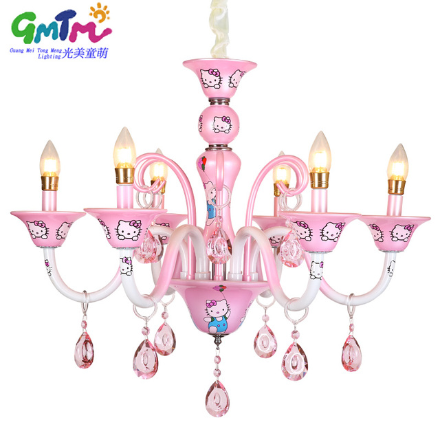 GMTM New design Modern Little Girl living room chandelier bedroom ...