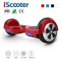 4 цвета Ховерборды самобалансирующийся Электрический Ховерборд Одноколесный велосипед за бортом гироскутер Oxboard скейтборд два колеса Ховерборд